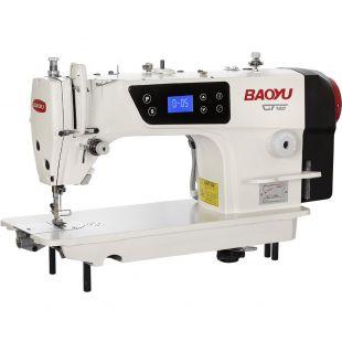 Bauyu GT180H одноигольная прямострочная швейная машина