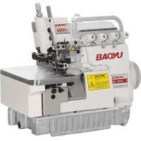 Baoyu BML-6800D-4 четырехниточный оверлок с прямым приводом