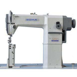 Boma BMA810D Одноигольная колонковая машина с прижимной лапкой