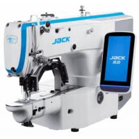 Jack JK-1903GL Программируемая машина для пришивания этикетки к носкам