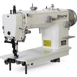 Minerva M0201JD прямострочная машина с шагающей лапкой и прямым приводом