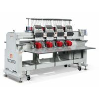 Ricoma FHS - 1204 12-игольная 4-головочная вышивальная машина с плоской платформой