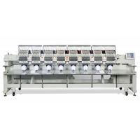 Ricoma FHT - 1208 12-игольная 8-головочная вышивальная машина с плоской платформой