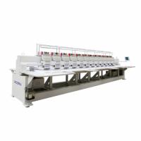 Ricoma FHS - 1212 12-игольная 12-головочная вышивальная машина с плоской платформой