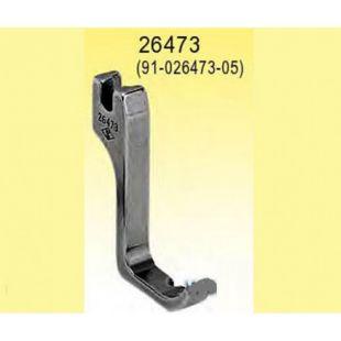 26473 Лапка для молний и отстрочки правая
