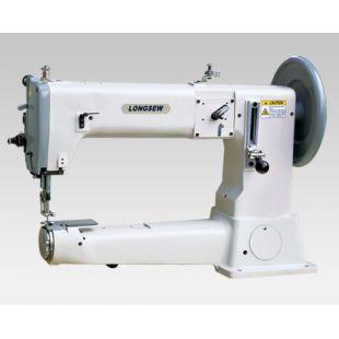LONGSEW GA441 Одноигольная швейная машина челночного стежка с унисонным продвижением