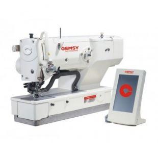 Gemsy GEM1790AS Промышленная швейная машина для изготовления петли
