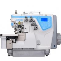 Jack JK-C5-3-M02/233 промышленный трехниточный автоматизированный оверлок с датчиками наличия материала