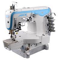 Jack K4-D-01GB/02BB 356/364 Плоскошовная цилиндрическая швейная машина (распошивалка)