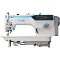 Jack JK-A6F прямострочная машина с автоматической закрепкой и обрезкой нити