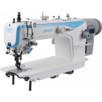 Jack JK-2030-GHC-4Q 1-игольная промышленная швейная машина челночного стежка