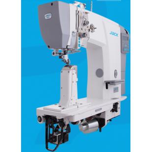 1-игольная промышленная швейная машина Jаck JK-6692-1