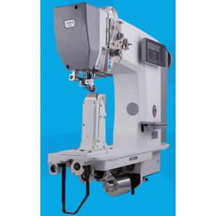 1-игольная промышленная швейная машина челночного стежкa Jack JK-6891
