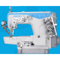 Jack K4-UT-01GB/02BB 356/365 Плоскошовная цилиндрическая швейная машина (распошивалка)