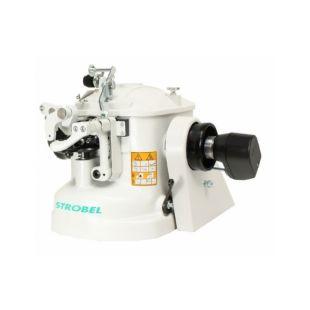 JIAJING ST-141-23-G (ST-800-1) скорняжная промышленная швейная машина однониточного цепного стежка