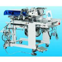 Jack JK-5878-78 автоматическая машина для заготовки прорезного кармана в рамку /косой карман