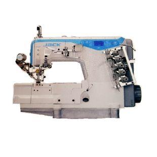 Jack W4-D 01GB/02BB/UT распошивальная машина с плоской платформой и прямым приводом