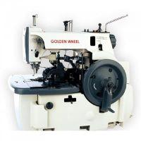 Golden Wheel (Minerva type) 31168-6 промышленный петельный полуавтомат для выполнения глазковой петли