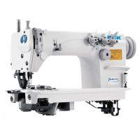 Jack JK-8560W трехигольная промышленная швейная машина цепного стежка