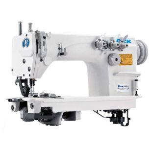 Jack JK-8560WG-PL трехигольная промышленная швейная машина цепного стежка