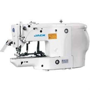 Jack JK-1906BH электронная закрепочная швейная машина для тяжелых материалов