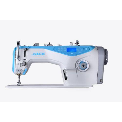 Jack JK-A4-7HL одноголкова прямострочна 'розмовляюча' швейна машина з автоматикою та збільшеним човником