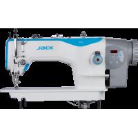 JACK H2 1-игольная прямострочная швейная машина челночного стежка с шагающей лапкой
