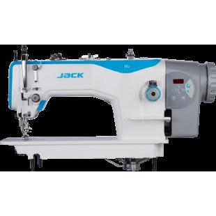 JACK H2-CZ12 1-игольная прямострочная швейная машина челночного стежка с шагающей лапкой