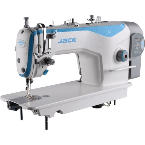 Jack JK-A2S-4CZ прямострочная швейная машина с автоматическими функциями