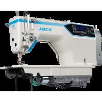 Jack JK-A5E-Q прямострочная машина с автоматической закрепкой и обрезкой нити