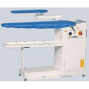 Malkan UP101K Гладильный консольный стол с вакуумированием и поворотной ручкой