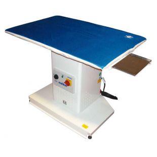 Malkan UP102 Прямоугольный гладильный стол с вакуумным отсосом