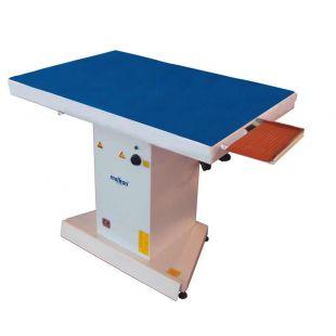 Malkan EKO102 Гладильный стол прямоугольный со встроенным вакуумным отсосом