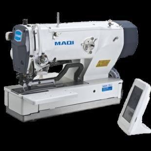MAQI 1790BK  петельная машина-автомат челночного стежка с электронным управлением