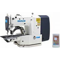 MAQI 1904E электронная закрепочная швейная машина для тяжелых материалов