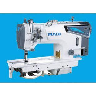 MAQI 8750B-003C Двухигольная промышленная швейная машина без отключения игл с увеличенными челноками
