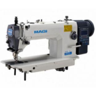 MAQI 0303E-TD4  прямострочная одноигольная машина с шагающей лапкой и автоматикой