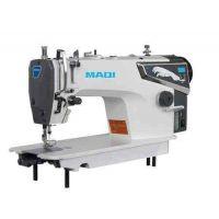 MAQI Q1 прямострочная швейная машина со встроенным сервомотором