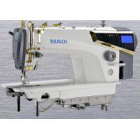 MAQI Q6 прямострочная машина с автоматической закрепкой и обрезкой нити