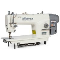 Minerva M5550JDE прямосточная машина со встроенным сервомотором