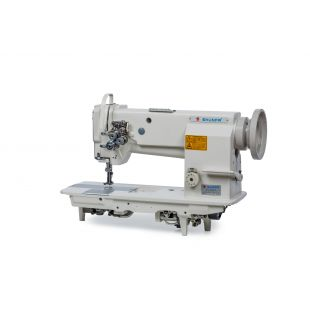 Shunfa SF20606-2N Двухигольная промышленная швейная машина с унисонным продвижением