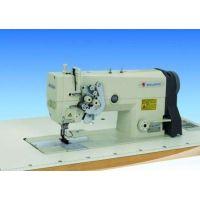 Shunfa SF845-M беспосадочная двухигольная промышленная швейная машина с отключением игл