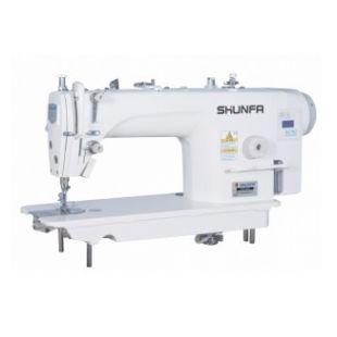 Shunfa SF8700D прямострочная одноигольная машина с прямым приводом