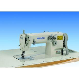 Shunfa SF3900-2 Двухигольная промышленная швейная машина цепного стежка