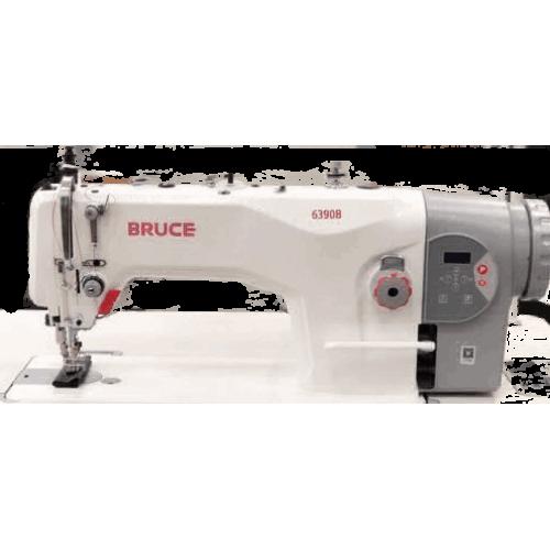Bruce BRC-6390B-CZ-12D Промислова одноголкова прямострочна машина з крокуючою лапкою