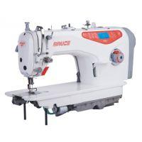 Bruce RA6 одноигольная прямострочная 'говорящяя' швейная машины с автоматикой