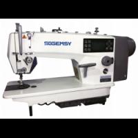 SGGemsy SG8960ME4-H прямострочная одноигольная машина с автоматикой для тяжелых тканей