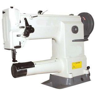 GEMSY GEM 246 промышленная рукавная швейная машина с унисонным продвижением материла