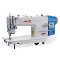 Gemsy GEM8801E1-H одноигольная швейная машина челночного стежка с прямым приводом и обрезкой нити