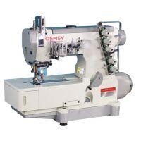 Gemsy GEM 5500D-01 плоскошовная промышленная машина (распошивалка)
